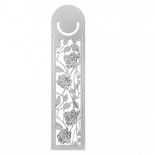 Mackintosh Rose & Leaves Bookmark